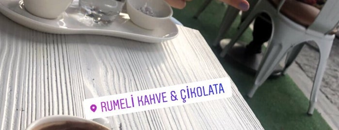Rumeli Kahve & Çikolata is one of Посетить.