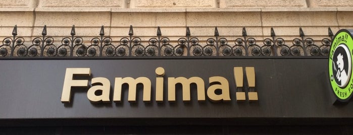 Famima!! is one of Downtown Los Angeles Nightlife.