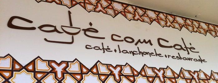 Café com Café is one of Brasília - almoço com bom custo benefício.