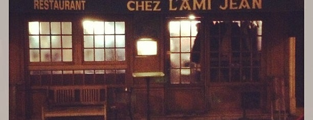 L'Ami Jean is one of Paris.