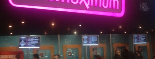 Cinemaximum is one of Ankara.