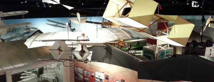 Cradle of Aviation Museum is one of Posti che sono piaciuti a Marc.