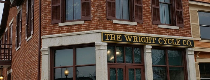 Wright Brothers Bicycle Shop is one of Fall 2021 to Do.