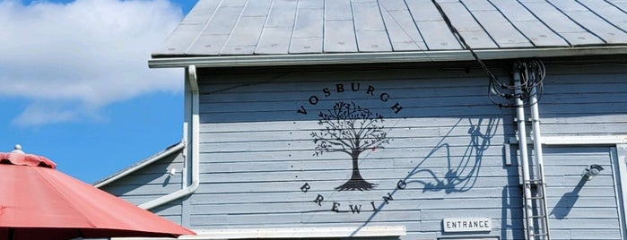 Sloop Brewing @ The Barn is one of Hudson Valley.
