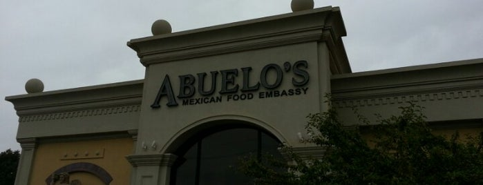 Abuelo's Mexican Restaurant is one of Top picks for Mexican Restaurants.