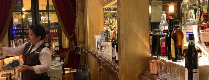 St. Regis Bar is one of DC Near WashPost.