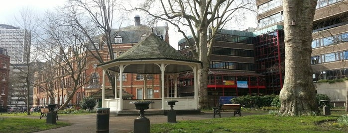 Northampton Square is one of Orte, die Paul gefallen.