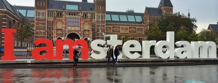 I amsterdam is one of Visiting Amsterdam.