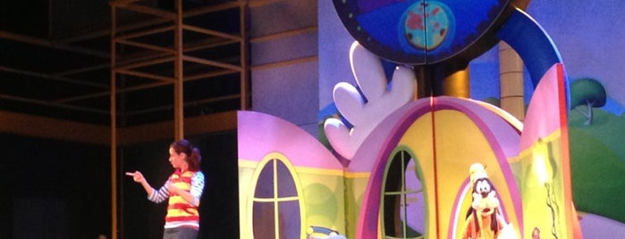Disney Junior - Live on Stage is one of Florida.