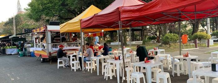 Feira Livre Noturna Rudge Ramos is one of Lugares favoritos de Alexandre.