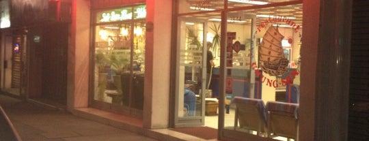 Restaurant Chung-San is one of ʕ •ᴥ•ʔ II.