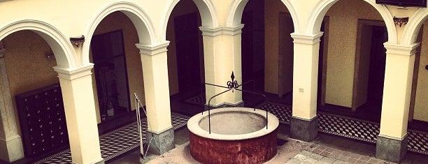 Museo para la Identidad Nacional is one of Lugares favoritos de Alberto.