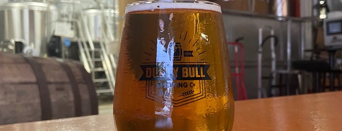 Durty Bull Brewing Co. is one of NC Craft Breweries.