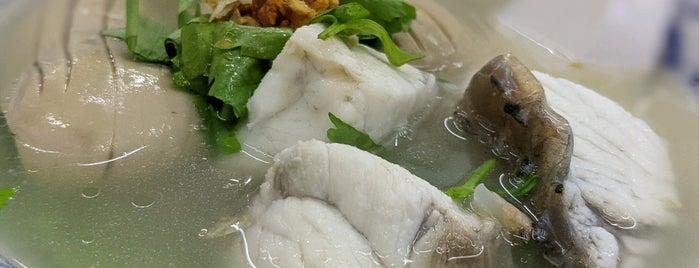 ข้าวต้มปลา สะพานเหลือง is one of Top Taste #2.