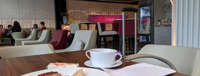 The Wisdom Lounge is one of Tempat yang Disukai Marisa.