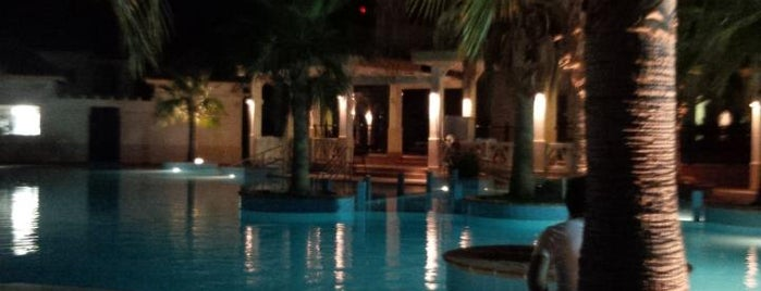 Mövenpick Beach Resort Al Khobar is one of places.