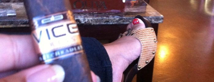 Palmetto Breeze Cigar Place is one of My Usuals.