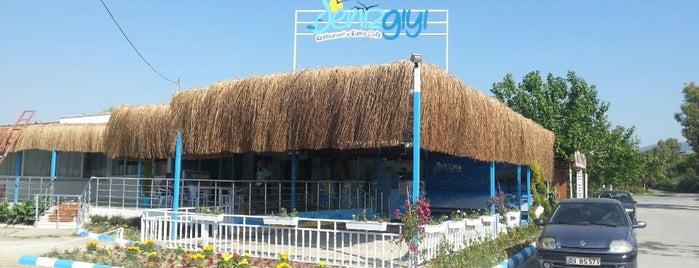 Denizgıyı Restaurant Bistro Cafe is one of Ecem D.さんの保存済みスポット.