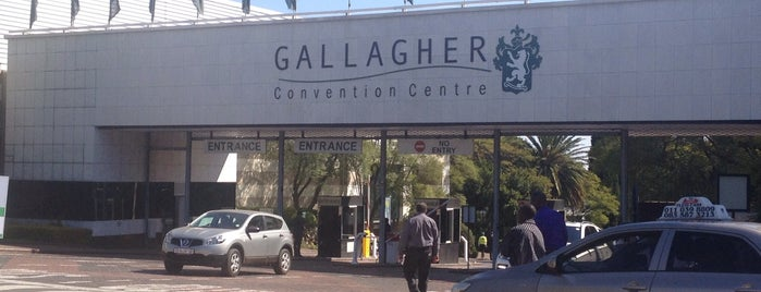 Gallagher Convention Centre is one of Darwich'in Beğendiği Mekanlar.