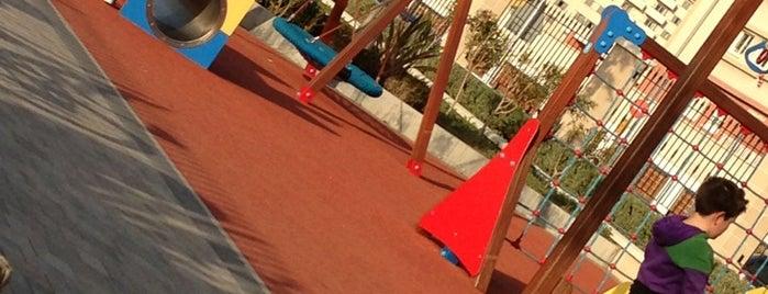 Westview Children's Playground is one of tredozio.