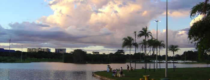 Parque de la Ciudad Sarah Kubitschek is one of Brasília.