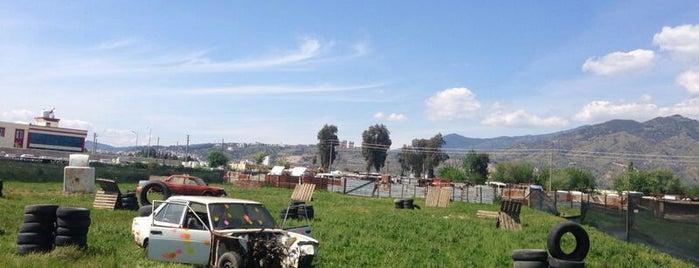 Aydın Paintball Park is one of Pniatbal_g.