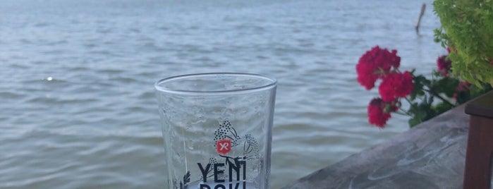 Riva Köy Balıkçısı is one of Anadolu yakası.