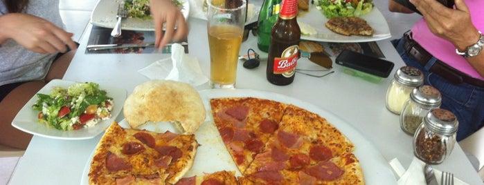 Gourmet Pizza is one of Pizzerias Italiana comida.