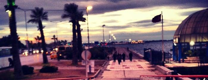 Göztepe Vapur İskelesi is one of Veni Vidi Vici İzmir 1.
