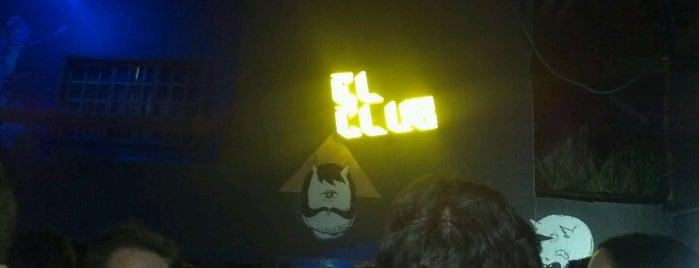 El Club is one of Onde ir em Gyn.