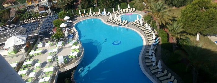 Side Sun Hotel is one of Turkiye Hotels.