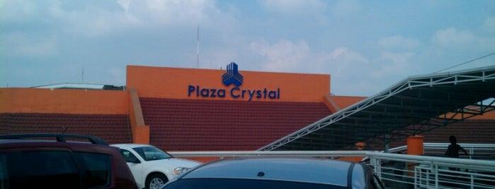 Plaza Crystal is one of Joaquin : понравившиеся места.