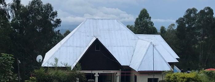 Nyungwe Forest Lodge is one of Ilse'nin Beğendiği Mekanlar.