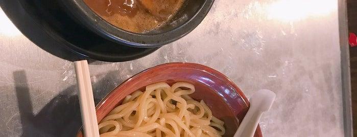 紅蓮 is one of 高田馬場ラーメン.