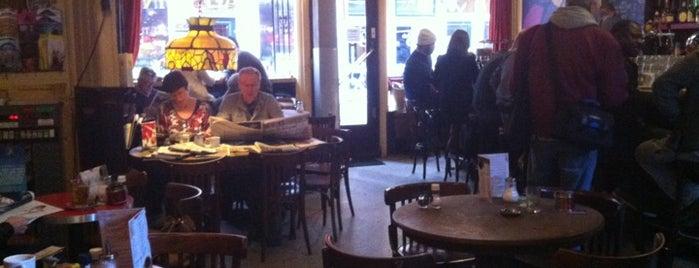 Café De Tuin is one of Bruxelas & Amsterdam.