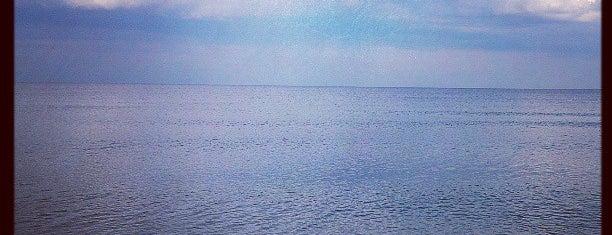 Пляж «Чайка» is one of Posti che sono piaciuti a Karina.