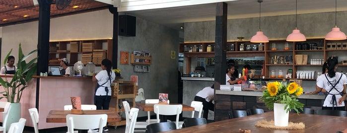 Milk & Madu Cafe is one of Bali's Best Cafés.