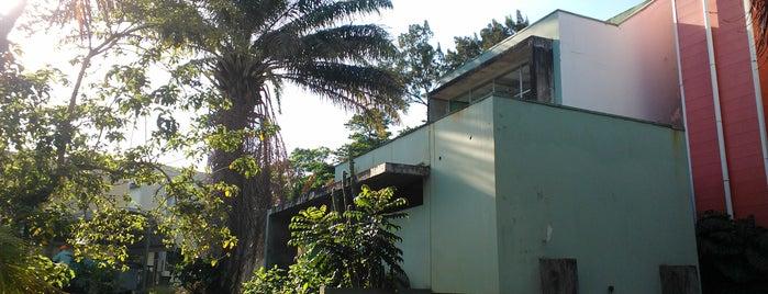 Escuela de Ciencias de la Computación e Informática is one of UCR.