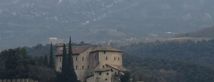 Castel Toblino is one of castelli del trentino.