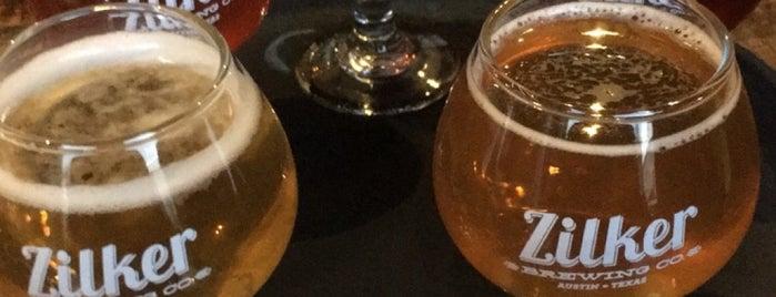 Zilker Brewing Co. is one of Austin.