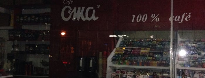 café oma is one of tmp.