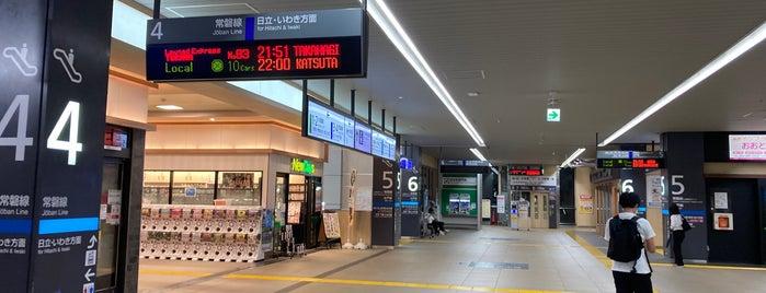 JR Mito Station is one of Posti che sono piaciuti a Masahiro.