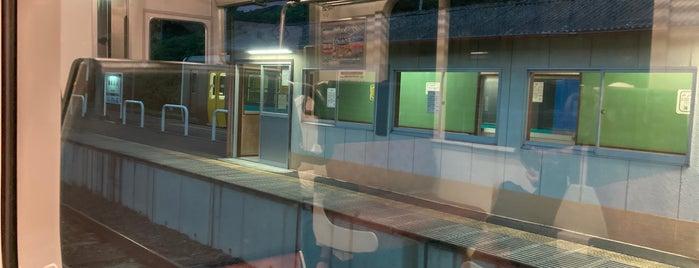 Iwaki-Ishikawa Station is one of JR 미나미토호쿠지방역 (JR 南東北地方の駅).