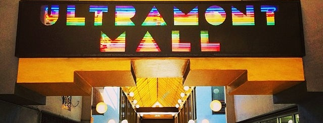 UltraMont Mall is one of Miami.