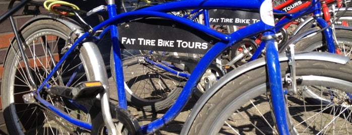 Fat Tire Bike Tours is one of Tired of London, Tired of Life (Jul-Dec).