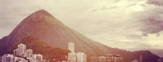 Rio Colinas Hotel is one of Hostels: Rio de Janeiro.