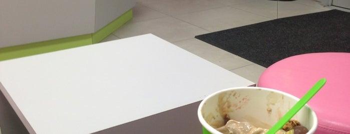 Yogurt City is one of foods.