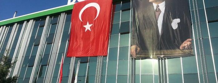 Doğa Koleji is one of Tempat yang Disukai Can.