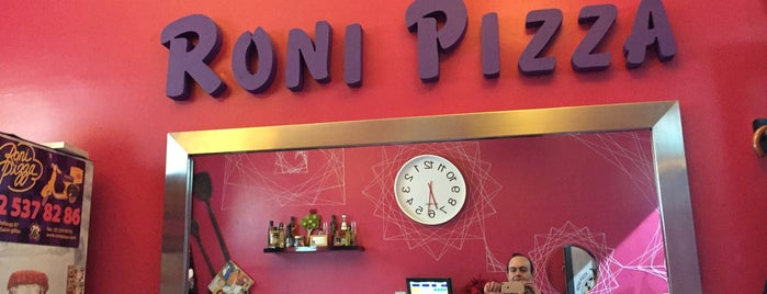 Roni Pizza is one of Lugares guardados de Florence.