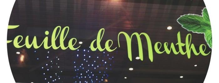 La Feuille de Menthe is one of Bruxelles Restos & Café etc.